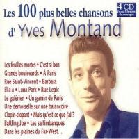 Yves Montand - Les 100 Plus Belles Chansons