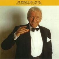 Toon Hermans - Ze dekte de tafel One Man Show 13 (1994-1997)