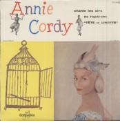 """Annie Cordy - Chante Les Airs De L'Opérette """"Tête De linotte"""""""