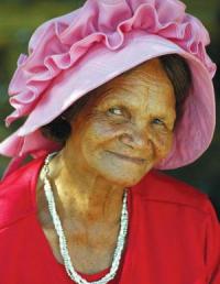 Ouma Grietjie Adams (Ta' Grietjie van Garies)
