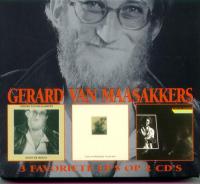 Gerard Van Maasakkers - 3 Favoriete lp's op 2 cd's