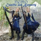 Camille and Kennerly (Harp Twins) - Nemo