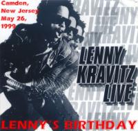Lenny Kravitz - Lenny's Birthday