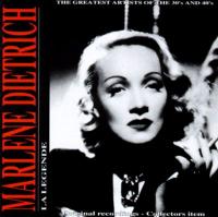Marlene Dietrich - La Legende