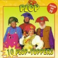 Kabouter Plop - 10 Plop-Toppers