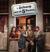 't Schaep met de 5 pooten (2006) - 't Schaep met de 5 pooten, De liedjes uit de tv-serie