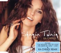 Shania Twain - Ka-Ching! CD1 (UK)