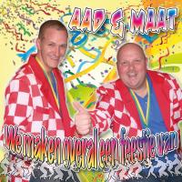 Aad & Maat - We maken overal een feestje van