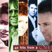 Cliff Richard - 40 Hits From A Sir