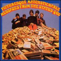 Status Quo - Picturesque Matchstickable Messages From The Status Quo (reissue)