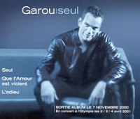 Garou - Seul (single)