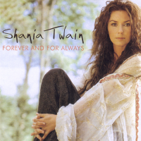 Shania Twain - Forever And For Always (Spain Promo CD)