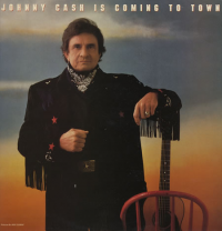 Johnny Cash - Johnny Cash Is Coming To Town