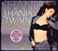 Shania Twain - Come On Over [Australian Tour Edition]
