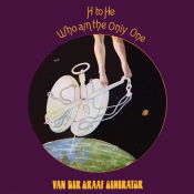 Van Der Graaf Generator - H to He Who Am the Only One (1970)