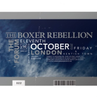 The Boxer Rebellion - Live at the Forum