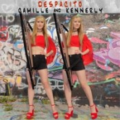 Camille and Kennerly (Harp Twins) - Despacito