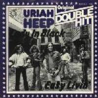 Uriah Heep - Lady In Black (single)