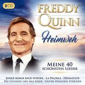 Freddy Quinn - Heimweh; Meine 40 schönsten Lieder (2 CD)