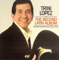Trini Lopez - The Second Latin Album (re-released)