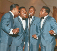 The Four Tops - MacArthur Park Lyrics