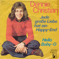 Dennie Christian - Jede große Liebe hat ein Happy-End
