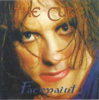 The Cure - Facepaint