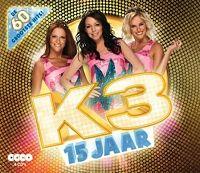 K3 - 15 jaar - De 60 grootste hits!