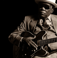 John Lee Hooker - C Blues (Guitar tab)