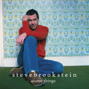 Steve Brookstein - 40,000 Things