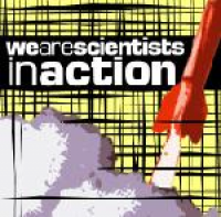 We Are Scientists - In Action