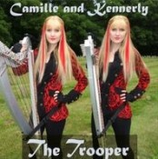 Camille and Kennerly (Harp Twins) - The Trooper
