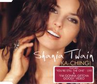 Shania Twain - Ka-Ching! CD2 (UK)