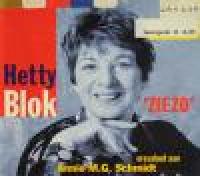 Hetty Blok - Ziezo, Eresaluut aan Annie M.G. Schmidt
