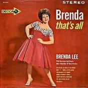 Brenda Lee - That's All