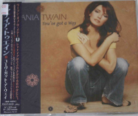 Shania Twain - You've Got A Way (Japan) (1999)