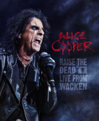 Alice Cooper - Raise the Dead (2014)