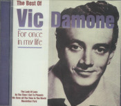 Vic Damone - For Once In My Life