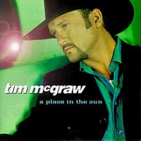 Tim McGraw - A Place In The Sun (Japanese version)