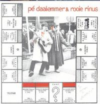 Pé Daalemmer & Rooie Rinus - Op Verziede In Waskemeer