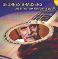 Georges Brassens - Les amoureux des bancs public