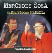 Mercedes Sosa - Mercedes Sosa Canta Victor Heredia