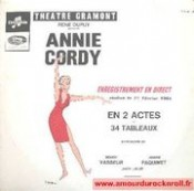 Annie Cordy - Théâtre Gramont