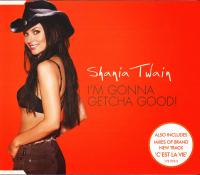 Shania Twain - I'm Gonna Getcha Good! CD2 (UK)