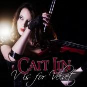 Caitlin De Ville - V is for Velvet