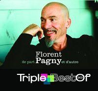 Florent Pagny - De Part Et D'autre – Triple Best Of