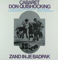 Don Quishocking - Zand in je badpak