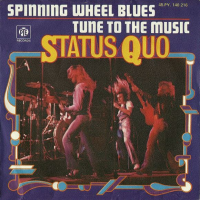 Status Quo - Spinning Wheel Blues