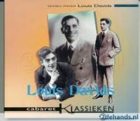 Louis Davids - Cabaret Klassieken - Louis Davids