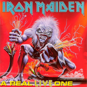 Iron Maiden - A Real Live One